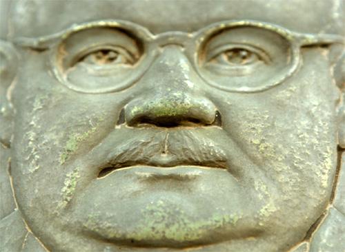 Cemetery face